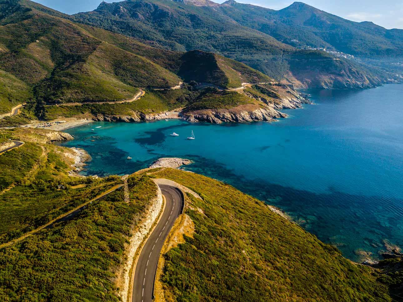 Cap Corse, Corsica with Orbit Car Hire