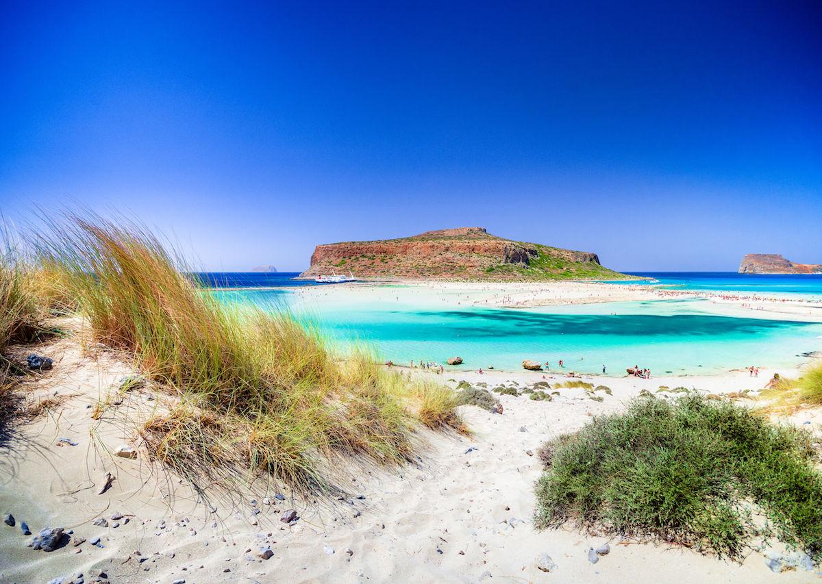 Crete Island in Greece